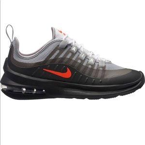 Nike airmax  Axis black, gray & orange EUC